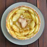 Crostata Africa al mango e ananas