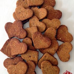 Biscotti macrobiotici ai ceci