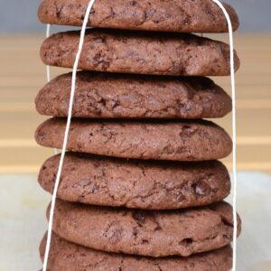 Cookies al cacao