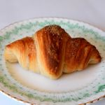 Croissant di frumento vegano