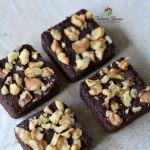 Brownies arachidi e noci