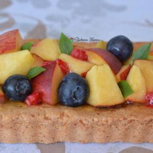 Crostata estiva alla frutta