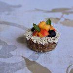 Tartelletta di frutta fresca e frutta secca