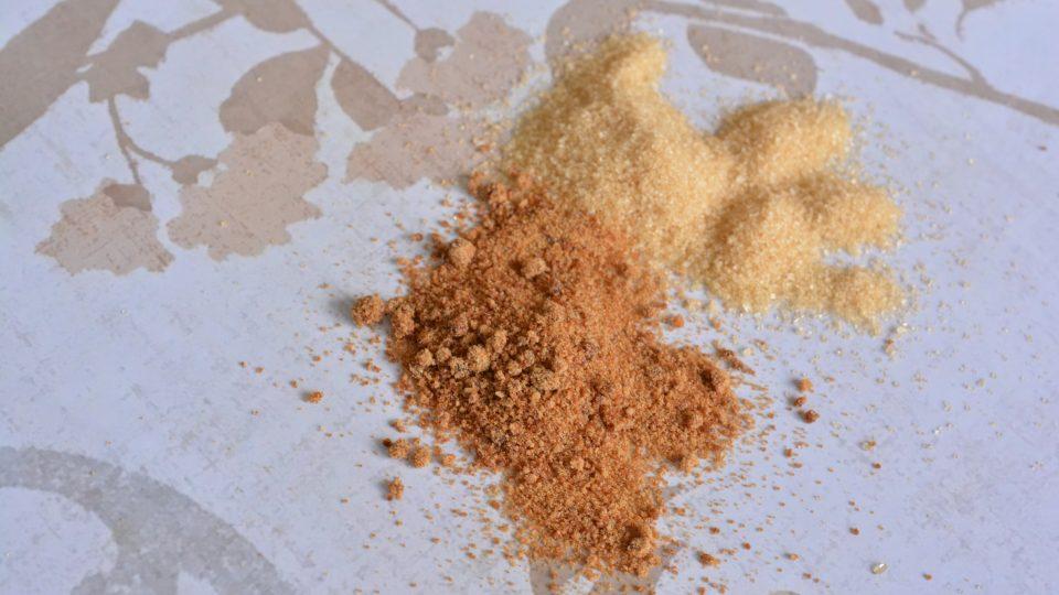 Gli zuccheri alternativi in Pasticceria